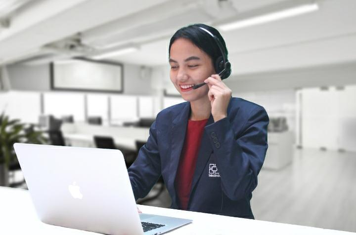 Contact Center Si Ujung Tombak Pelayanan - Telexindo Bizmart